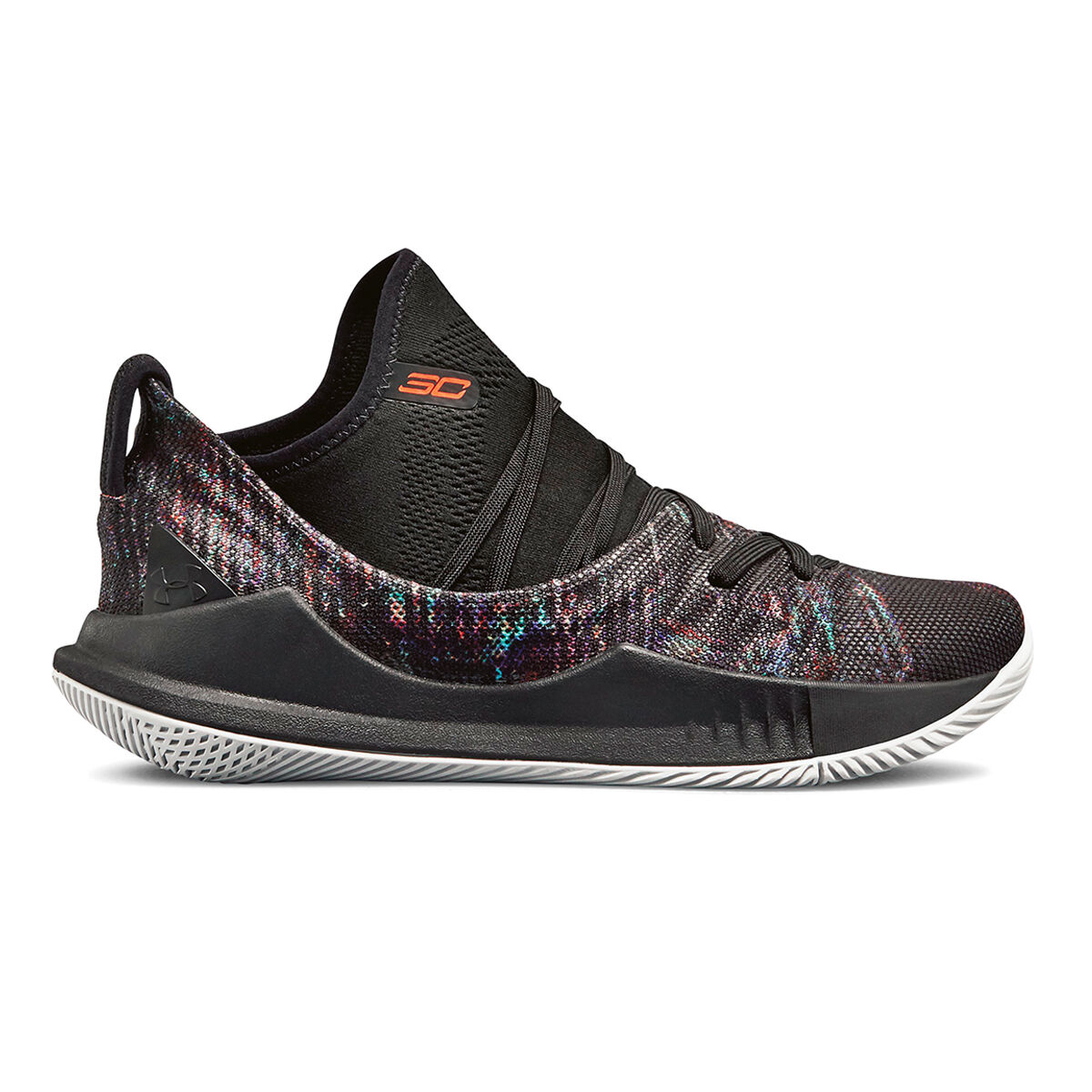 Under Armour Curry 5 Kids Basketball Shoes | Rebel Sport