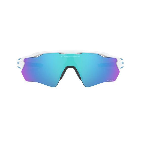 OAKLEY Radar EV Path XS Sunglasses - Polished White with PRIZM Sapphire, , rebel_hi-res