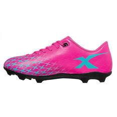 8d1254525 ... X Blades Flash 19 Kids Football Boots Pink   Black US 11