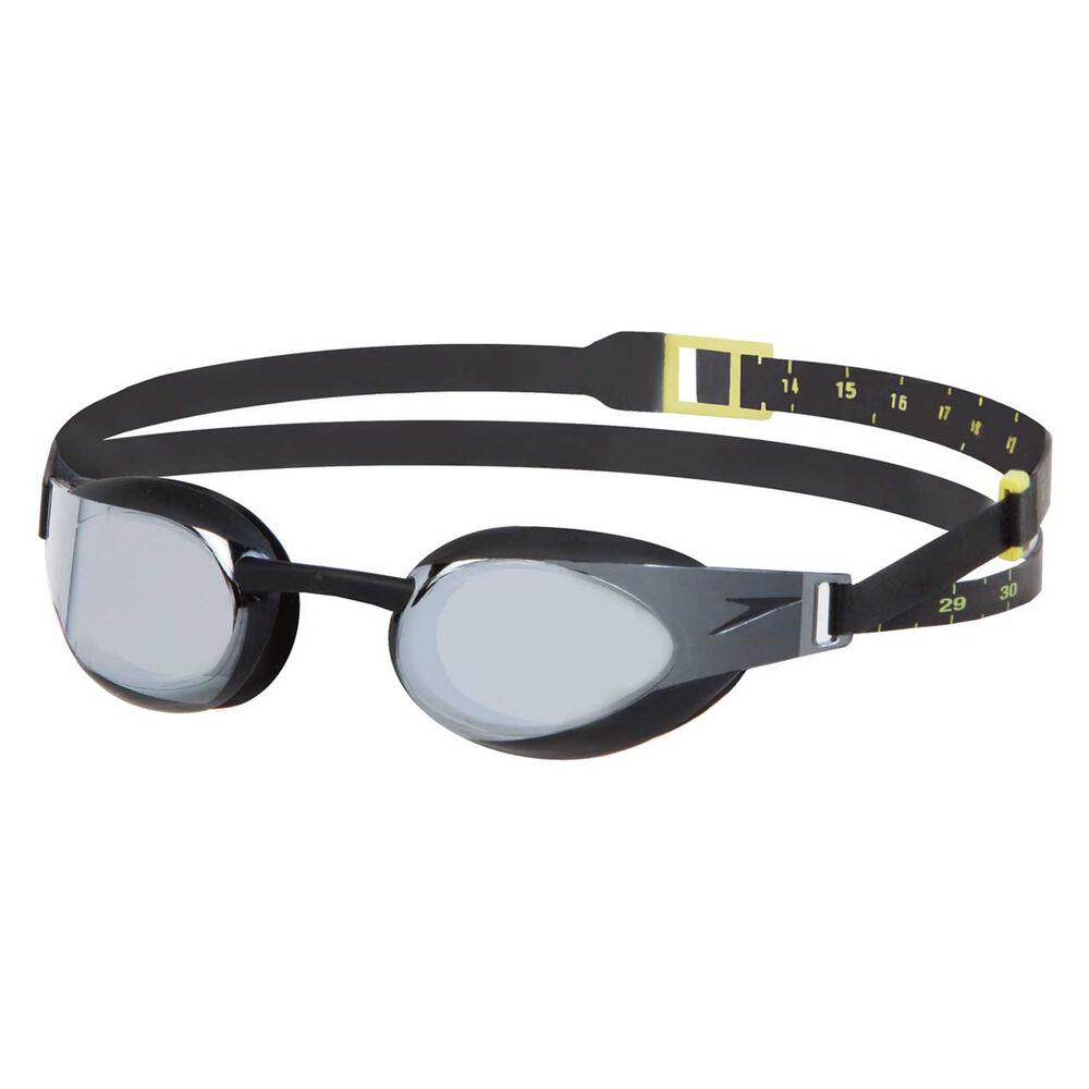 how to adjust speedo swim goggles on mirror