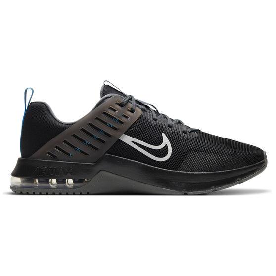 Nike Air Max Alpha TR 3 Mens Training Shoes, Black/Grey, rebel_hi-res