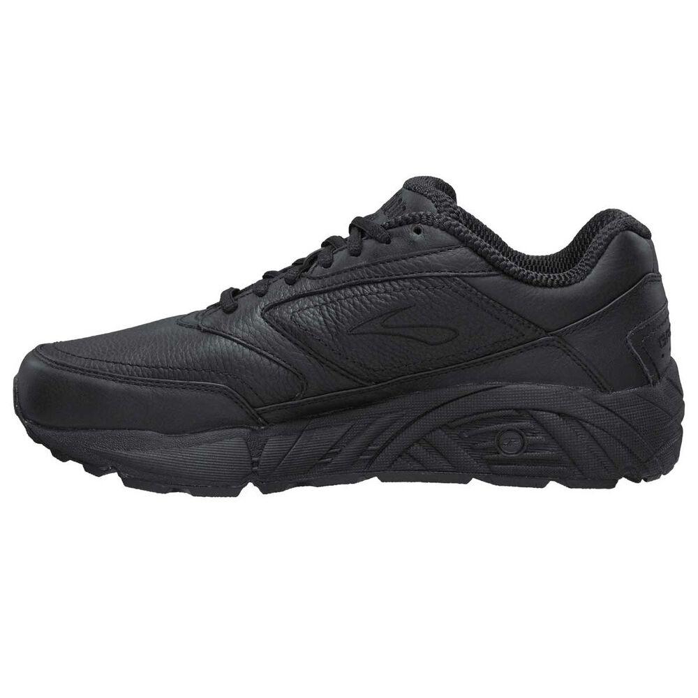 f4f8e309f76 Brooks Addiction Walker Womens Walking Shoes Black US 6