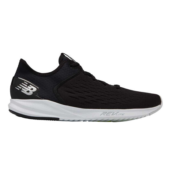 New Balance FuelCore 5000v1 Mens Running Shoes, Black / White, rebel_hi-res