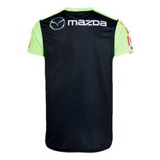Sydney Thunder 2019/20 Mens Neon Nights BBL Jersey Black / Green, Black / Green, rebel_hi-res