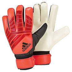 Adidas Predator Training Goalkeeper Gloves Red / Black 9, Red / Black, rebel_hi-res