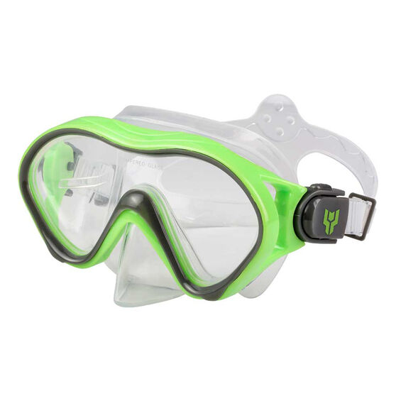 Tahwalhi Junior DS3 Dive Set, Green, rebel_hi-res