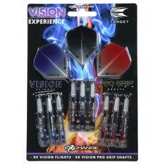 Target Vision Experience Darts Kit Assorted, , rebel_hi-res