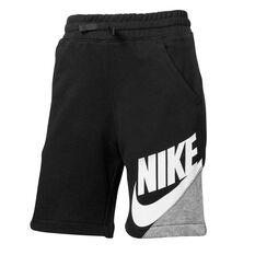 Nike Boys Amplify Shorts Black 4, Black, rebel_hi-res