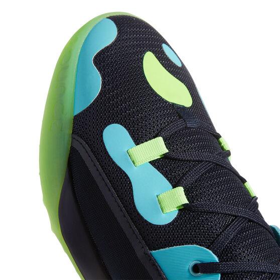 adidas Harden Stepback 2 Basketball Shoes, Blue, rebel_hi-res