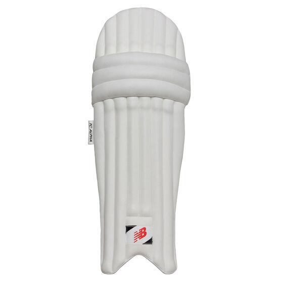 New Balance TC Alpha Junior Cricket Batting Pads, , rebel_hi-res