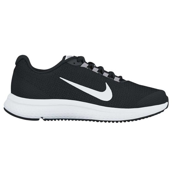 Nike Run All Day Womens Running Shoes Black   White US 7  de8aa1fcc