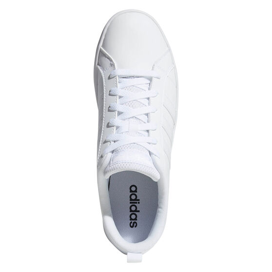 adidas VS Pace Mens Casual Shoes, White/Black, rebel_hi-res