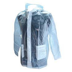 Team All Clear Wet Weather Jacket L, , rebel_hi-res