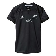 All Blacks 2018 Womens Home Jersey, , rebel_hi-res