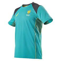 Cricket Australia 2018 Mens Replica Training Tee, , rebel_hi-res