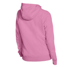 Nike Womens Sportswear Essentials Full Zip Hoodie Pink S, Pink, rebel_hi-res