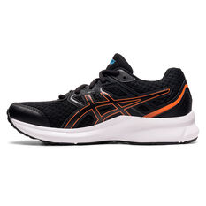 Asics Jolt 3 Kids Running Shoes Black/Blue US 4, Black/Blue, rebel_hi-res