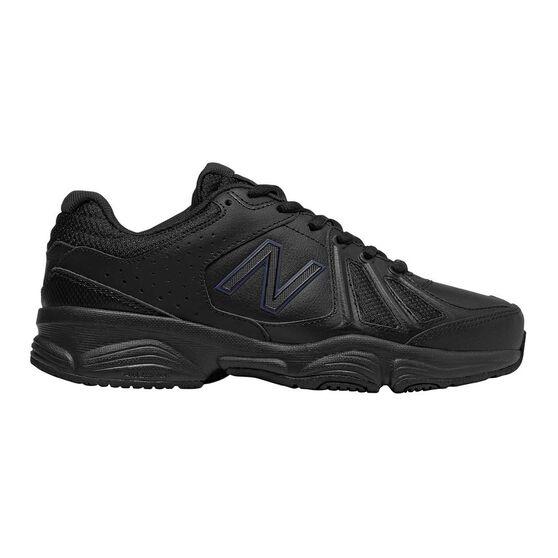 New Balance 519 Womens Cross Training Shoes, Black, rebel_hi-res