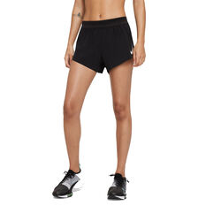 Nike Womens AeroSwift Shorts Black XS, Black, rebel_hi-res