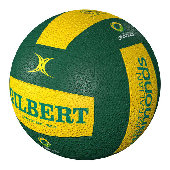 Gilbert Diamonds supporter Netball, , rebel_hi-res