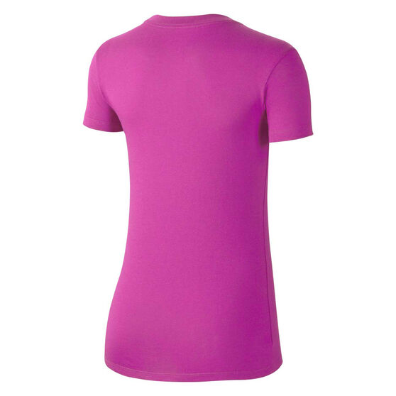 Nike Womens Sportswear Just Do It Tee, Purple, rebel_hi-res