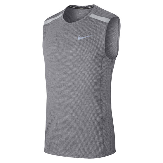 da16e05445c43 Nike Mens Cool Miler Sleeveless Running Top