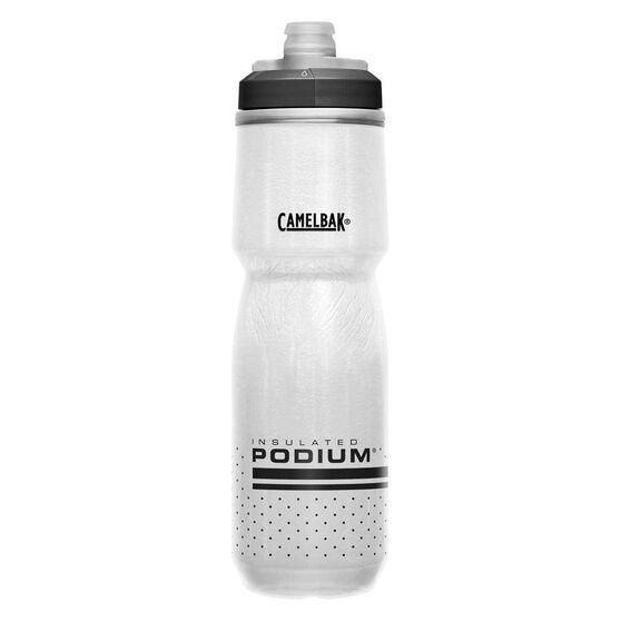 Camelbak Podium Big Chill Waterbottle 700mL White, , rebel_hi-res