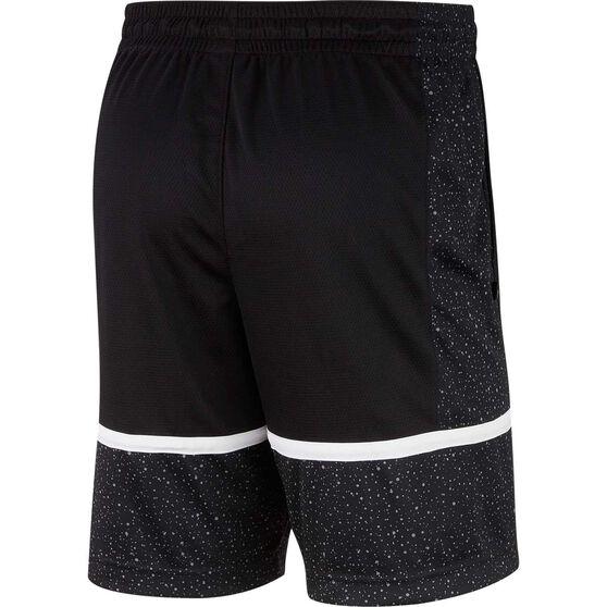 Nike Mens Jordan Jumpman Graphic Basketball Shorts, Black, rebel_hi-res