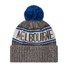 North Melbourne Kangaroos New Era 6 Dart Cuff Beanie, , rebel_hi-res