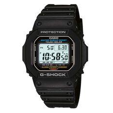 Casio G Shock G5600E 1 Digital Solar Watch, , rebel_hi-res