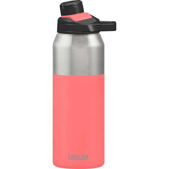 Camelbak Chute Magnetic Stainless Steel 1L Water Bottle Coral, Coral, rebel_hi-res