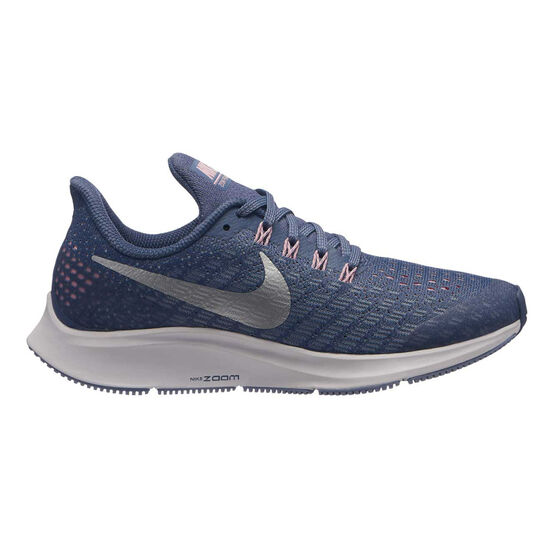 best service 67c86 efaa8 Nike Air Zoom Pegasus Kids Running Shoes, Blue   Pink, rebel hi-res