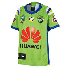 Canberra Raiders 2018 Youth Home Jersey, , rebel_hi-res