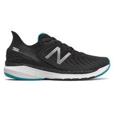 New Balance 860 v11 2E Mens Running Shoes Grey US 7, Grey, rebel_hi-res