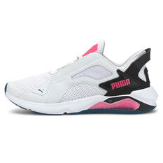 Puma LQDCELL Method Womens Training Shoes White/Black US 6, White/Black, rebel_hi-res