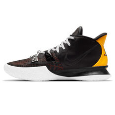 Nike Kyrie 7 Rayguns Mens Basketball Shoes Black US 5.5, Black, rebel_hi-res