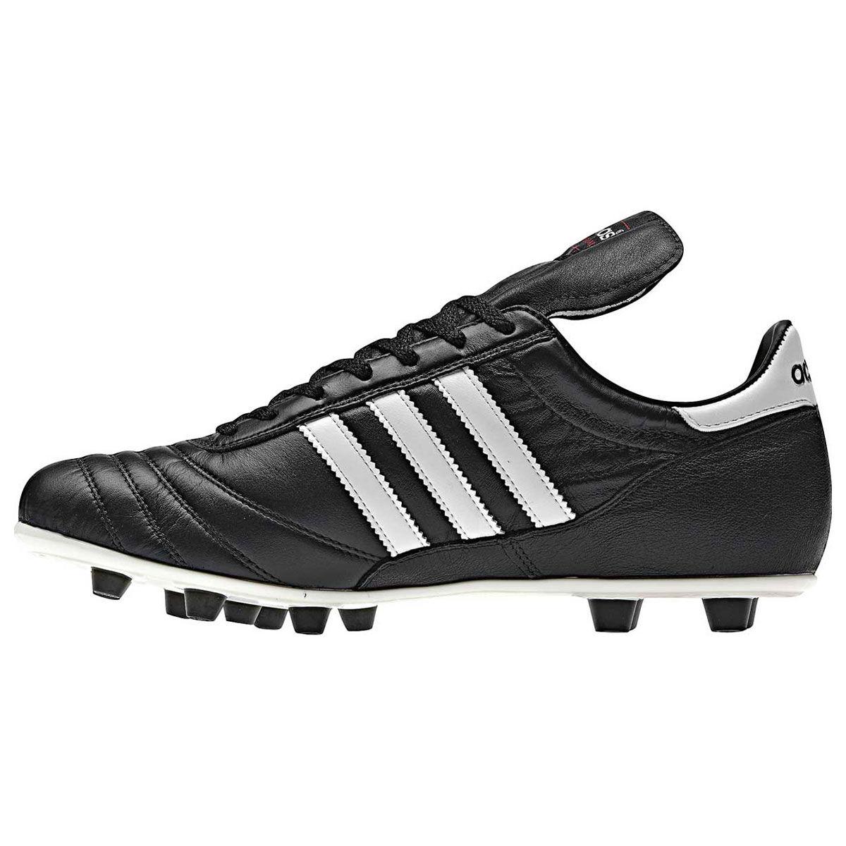 adidas Copa Mundial Mens FG Football Boots Black White US