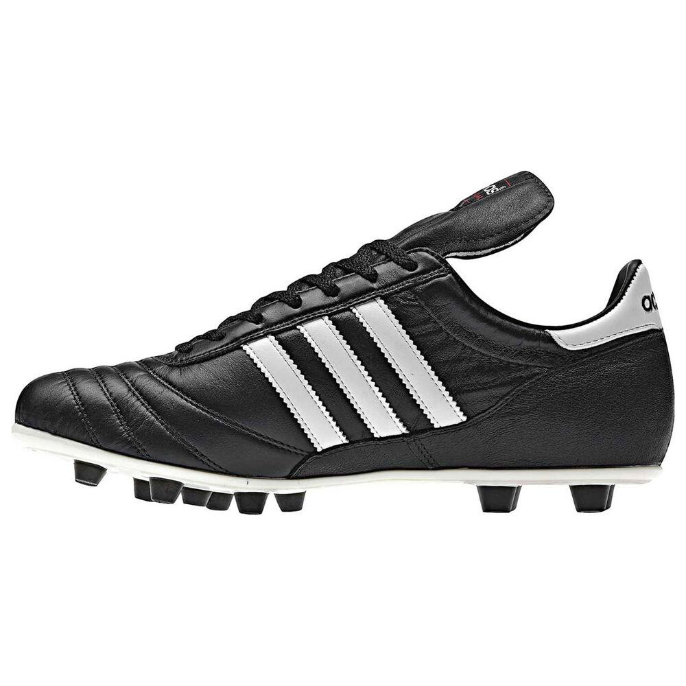 640280f7270 adidas Copa Mundial Mens FG Football Boots Black / White US 9.5 ...