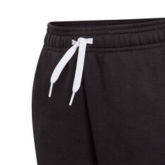 adidas Boys VF Essential 3s Pants Black 8, Black, rebel_hi-res