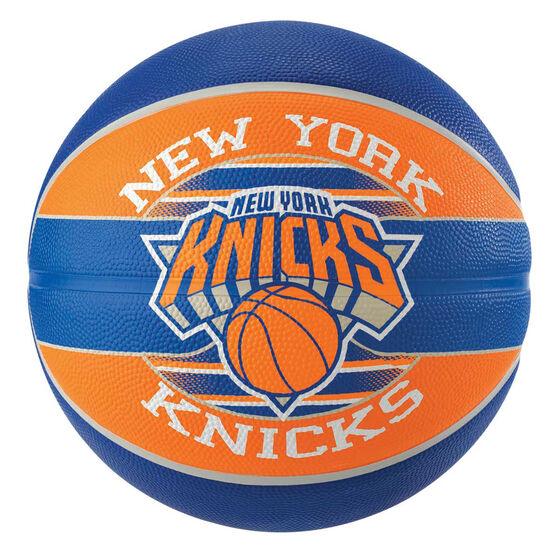 Spalding Team Series New York Knicks Basketball 7, , rebel_hi-res
