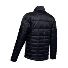 Under Armour Men's Insulated Jacket Black S, Black, rebel_hi-res
