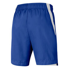 Nike Boys Training Shorts Blue XS, Blue, rebel_hi-res