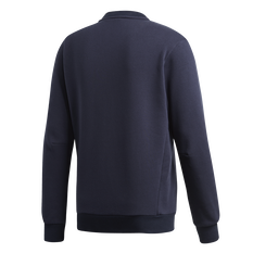 adidas Mens Must Haves Badge of Sport Sweatshirt Navy S, Navy, rebel_hi-res