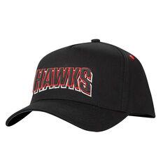 Illawarra Hawks Wordmark Cap, , rebel_hi-res