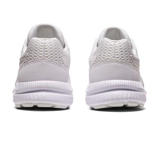 Asics Contend 7 Kids Running Shoes, White, rebel_hi-res