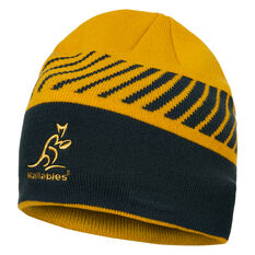 Wallabies 2019 Rugby World Cup Beanie Green, , rebel_hi-res
