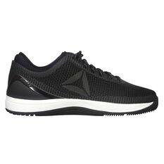Reebok Crossfit Nano 8.0 Flexweave Mens Training Shoes Black / White US 6.5, Black / White, rebel_hi-res