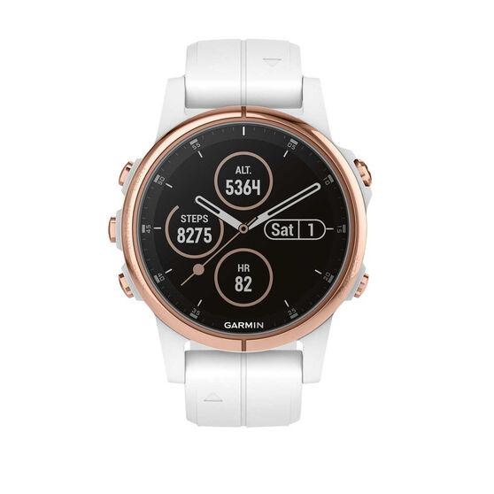 Garmin Fenix 5S Plus Watch, , rebel_hi-res