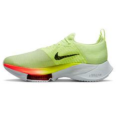 Nike Air Zoom Tempo Next% Mens Running Shoes Volt/Black US 7, Volt/Black, rebel_hi-res