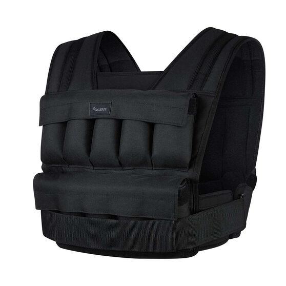 Celsius 20kg Adjustable Weighted Vest, , rebel_hi-res